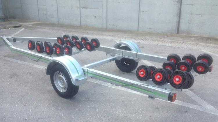 Κατασκευή του trailer για το TOTEM 69